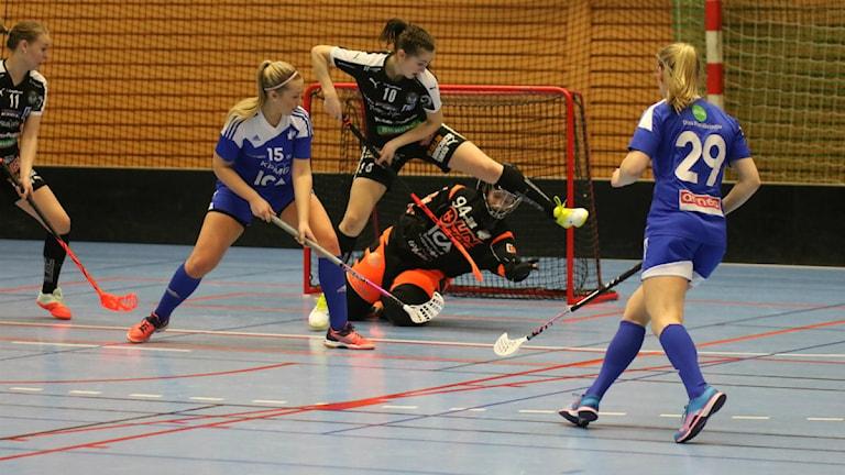 Spelare i FBC Kalmarsund.