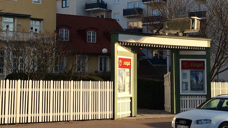 Sagabiografen i Kalmar.