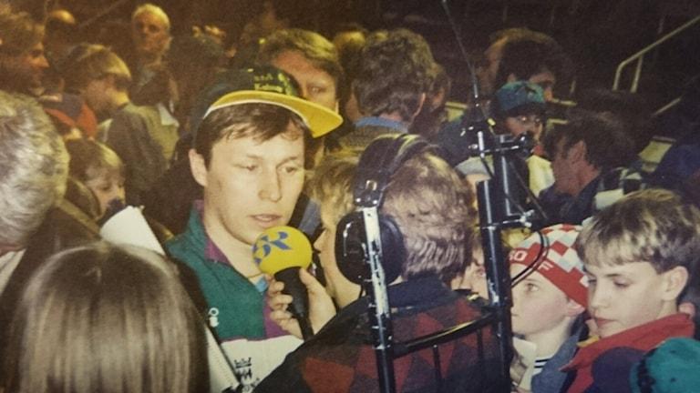 J-O Waldner intervjuas av Janne Rindstig.