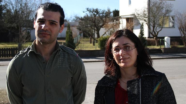 Kurt Lezgin och Nusen Serhanogru