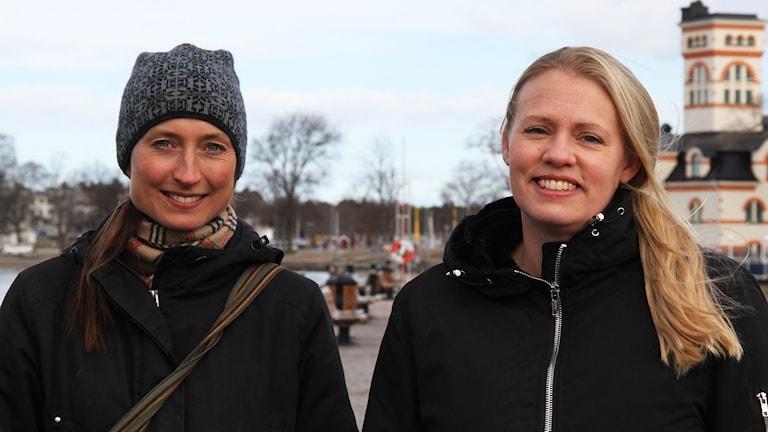 Sofia Hjertqvist, Emma Embretsen