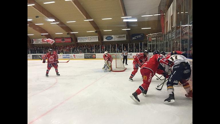 Västerviks IK mot Sundsvall