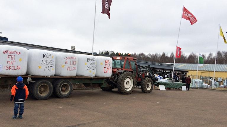 Landsbygdsuppropet. Manifestation för en levande landsbygd i Vimmerby.