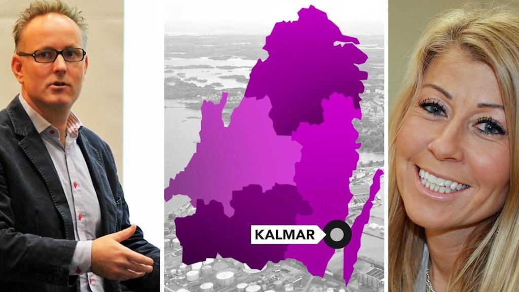 Johan Persson, karta och Malin Wengholm.