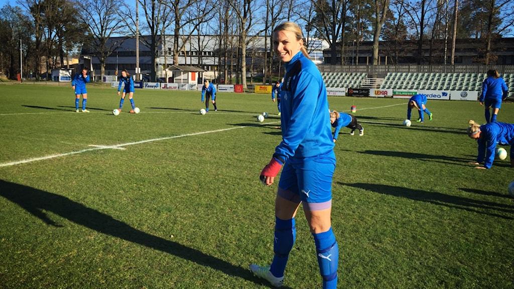 Elin Olofsson.