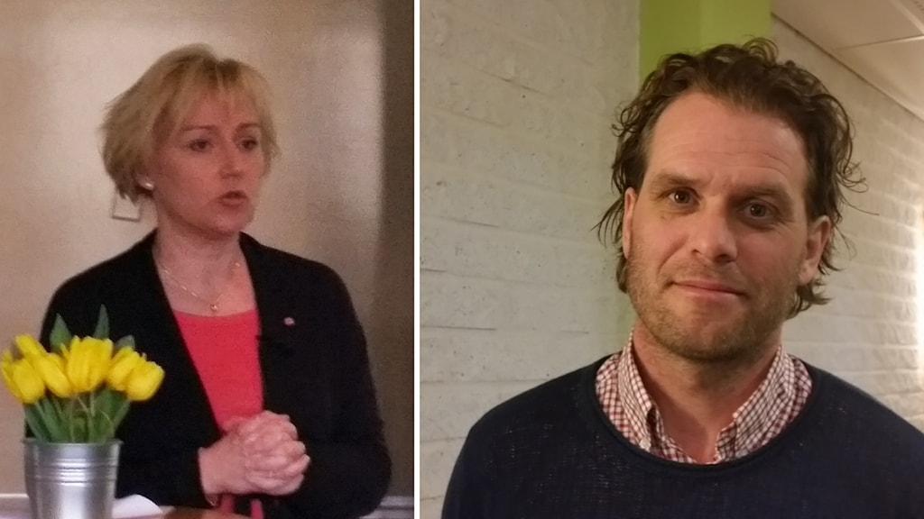 Helen Hellmark Knutsson & Lasse Johansson