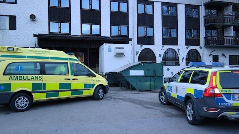 Bråk på Asylboende Faroy Hotell Amigo