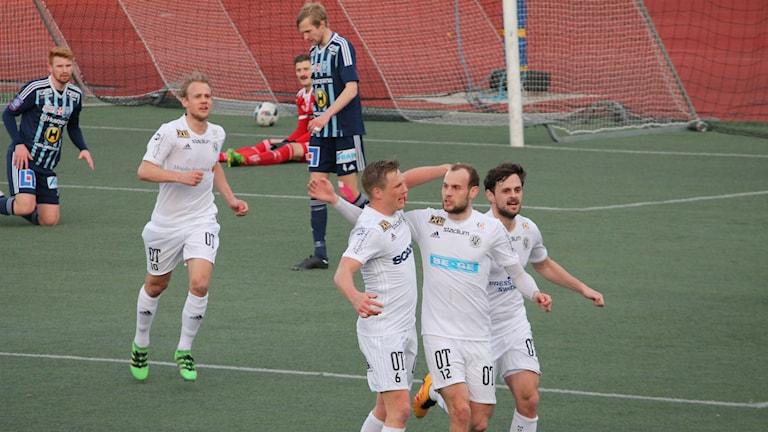 Tre poäng för Oskarshamns AIK