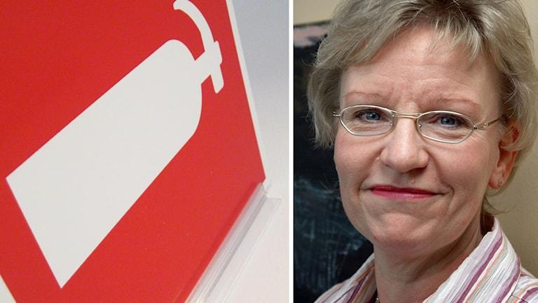 Florence Eddyson-Hägg.