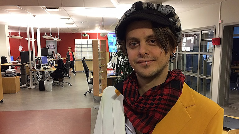 David Ekström från Kalmar