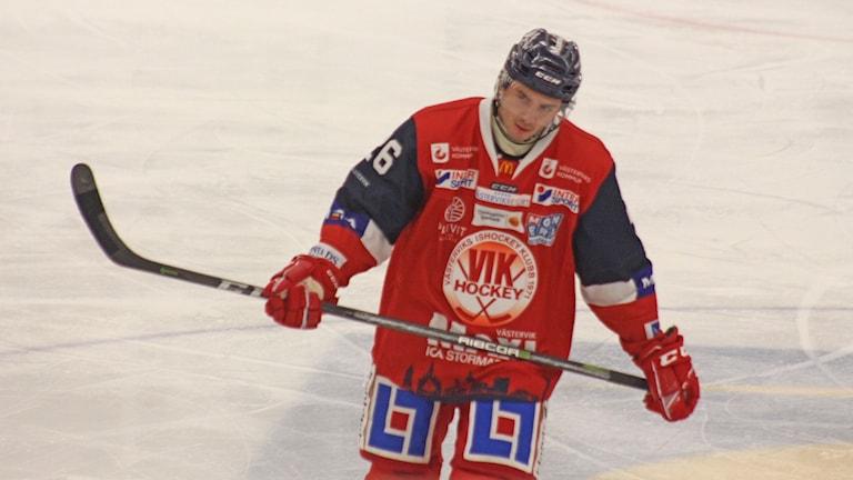 Darren Nowick, Västerviks IK
