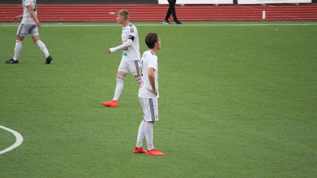 Oskarshamns AIK besvikelse 2020
