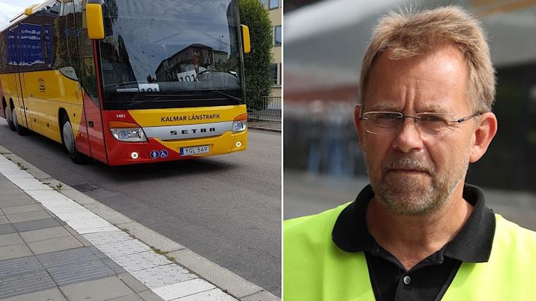 Buss och Karl-Johan Bodell