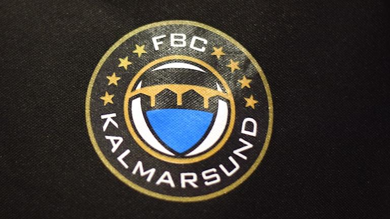 FBC Kalmarsunds klubbmärke.