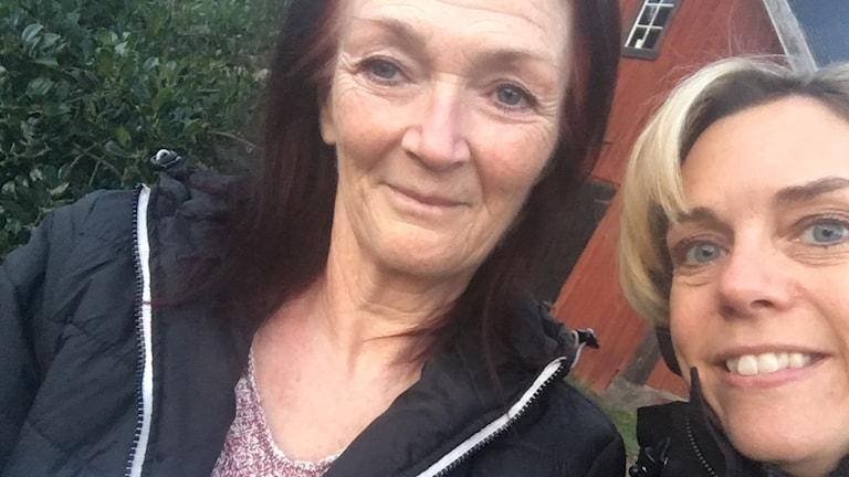 Ingrid Thornberg och Emma Sandebäck