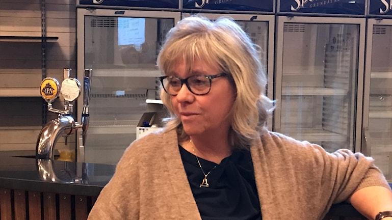 Anneli Wahlin, verksamhetschef hälso- och sjukvård Västerviks  kommun
