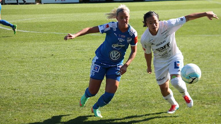 IFK Kalmar föll borta mot AIK