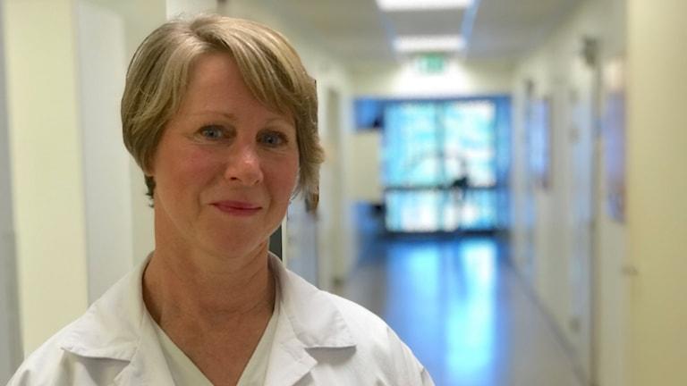 Ann Hultquist klinikchef Folktandvården Västervik och Ankarsrum.