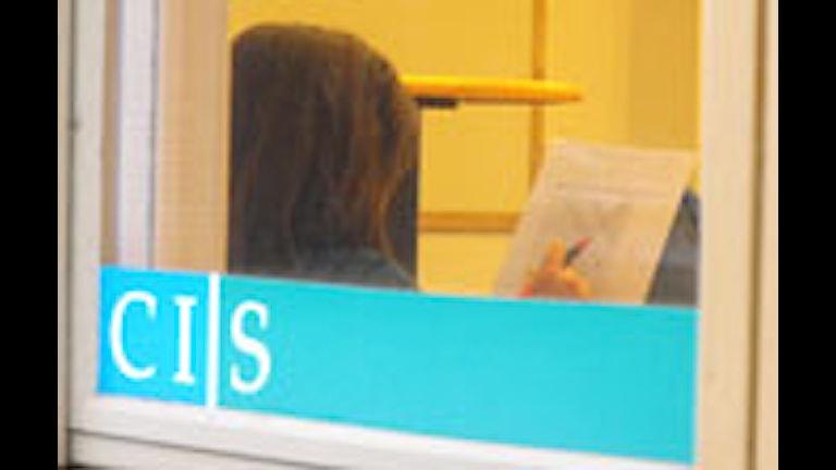 CIS logga. Foto: Simon Leijnse