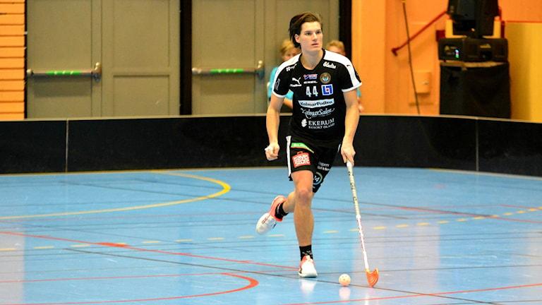 Anton Nilsson.