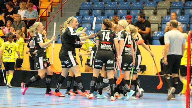 BC Kalmarsund med en poäng i hemmapremiären.