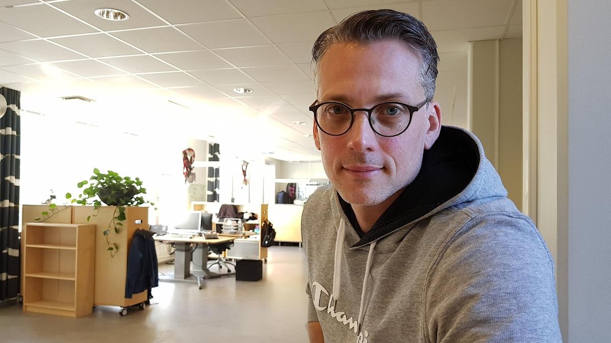 Jesper Birgemo.