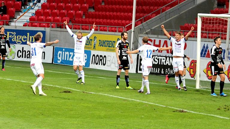 """IFK Berga vinner """"Superderbyt"""""""