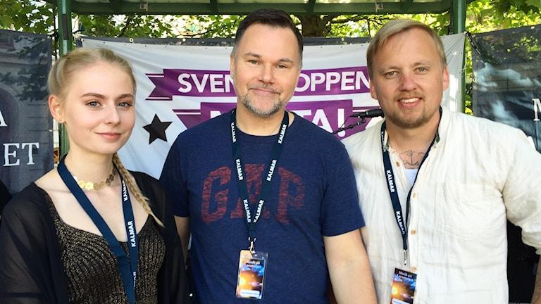 Deltagare i Svensktoppen nästa.