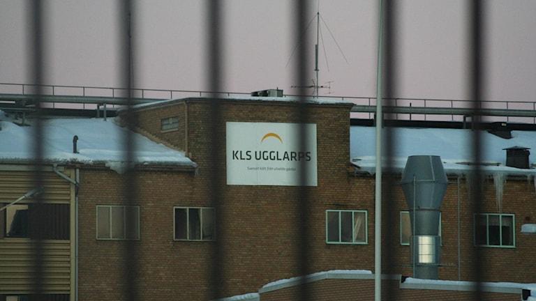 KLS Ugglarps slakteri i Kalmar