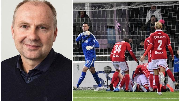Håkan Mild och Kalmar FF