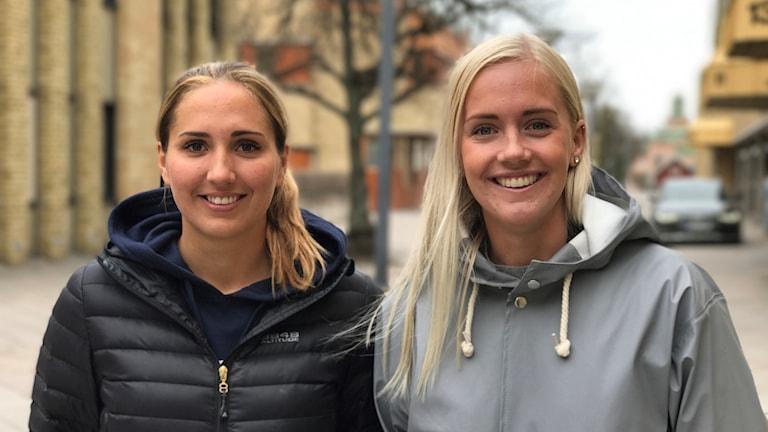 Mathilda Johansson Prakt och Elsa Karlsson
