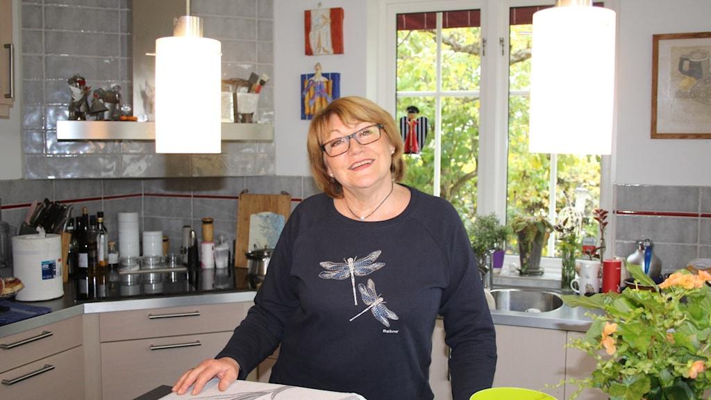 Karin Fransson.