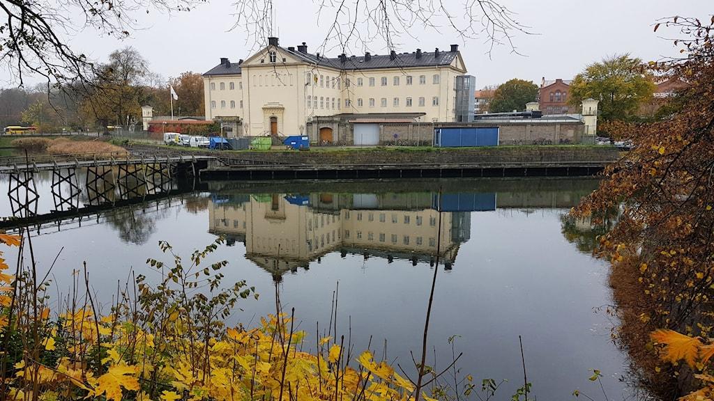 Fängelset i Kalmar.