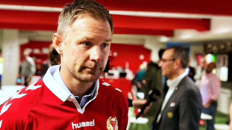 Magnus Pehrsson.