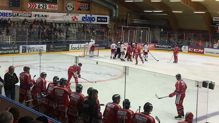 Spelare i Västervik och Modo