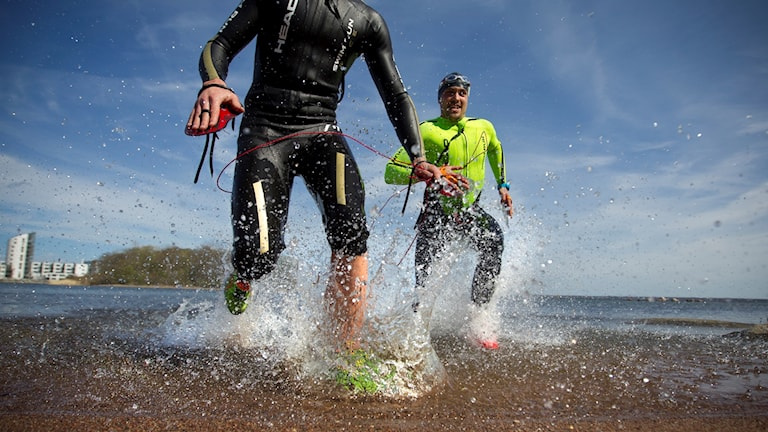 Kalmar Swimrun 2017 lockade 300 deltagare