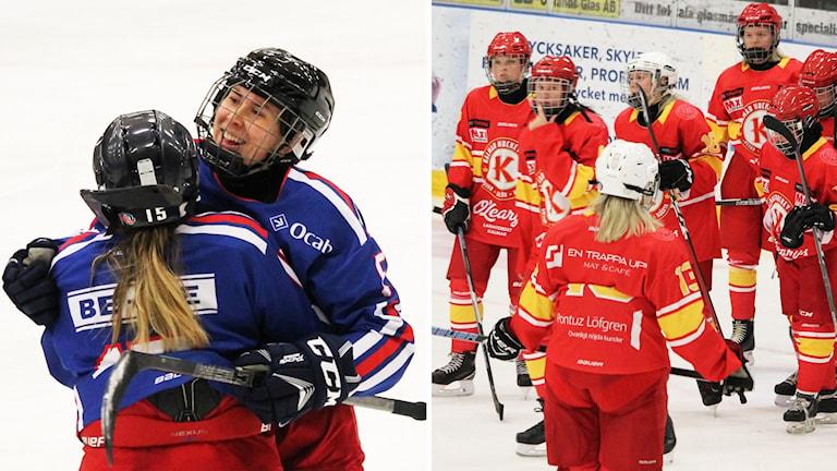 Spelare från Kalmar HC – IK Oskarshamn.