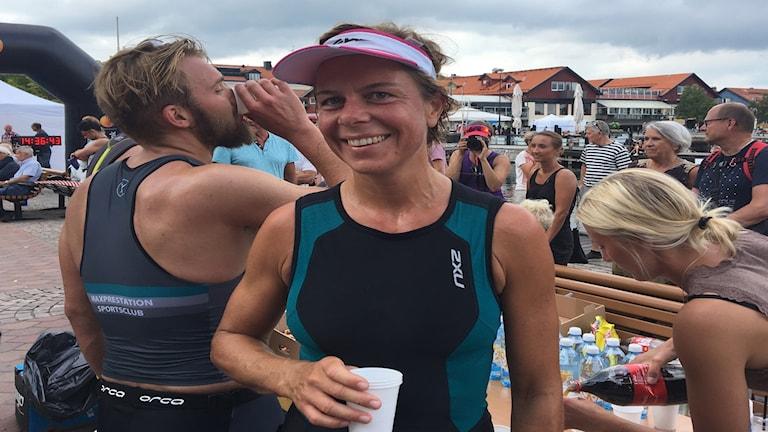 Emilia Möller Triathlon Väst
