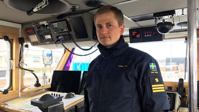 Erik Hedin Kustbevakningen Västervik