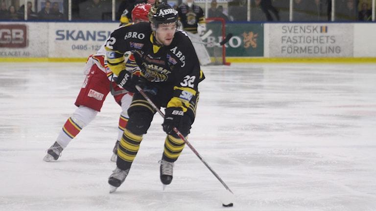 Markus Modigs Vimmerby Hockey.