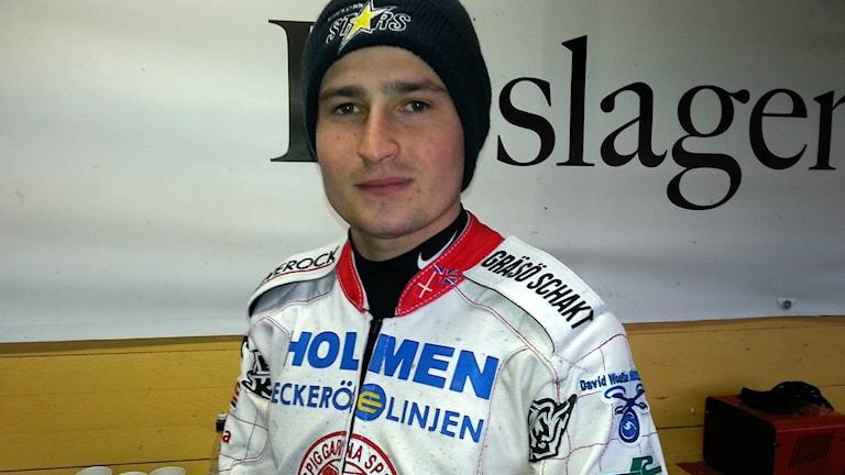 Nicklas Porsing, Rospiggarna Speedway