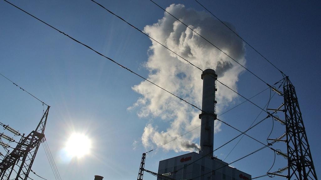Det finns flera faktorer som påverkar priserna. Hur mycket det blåser, bränslepriser, nätets överföringsförmåga och hur mycket kärnkraften producerar.