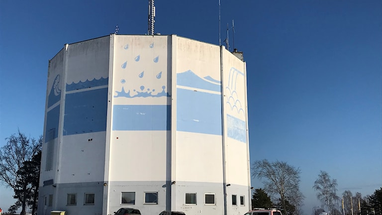 Vattentornet i Västervik
