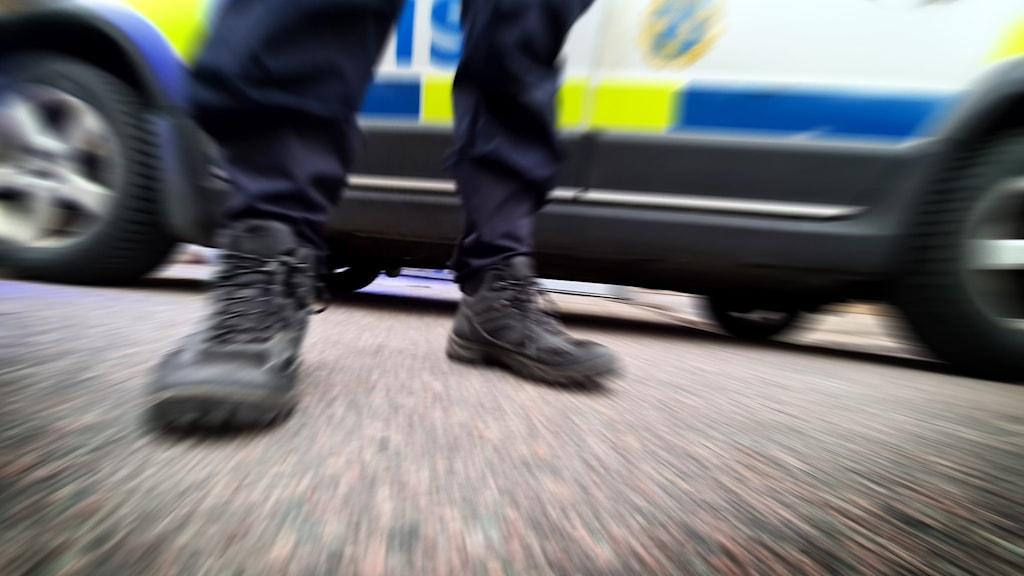 Polisman.