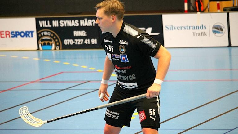 Marcus Johansson, forward i FBC Kalmarsund.
