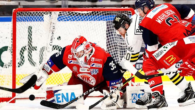 Hockeyspelare i Västervik IK