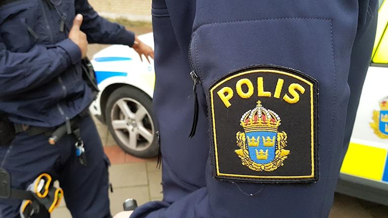 Polispatrull.