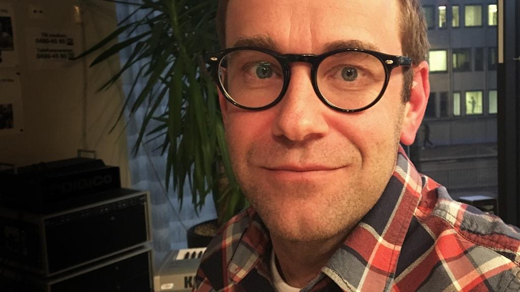 Mats Lindblom.