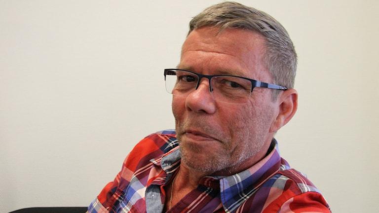 Jerry Engström chef campus Västervik.