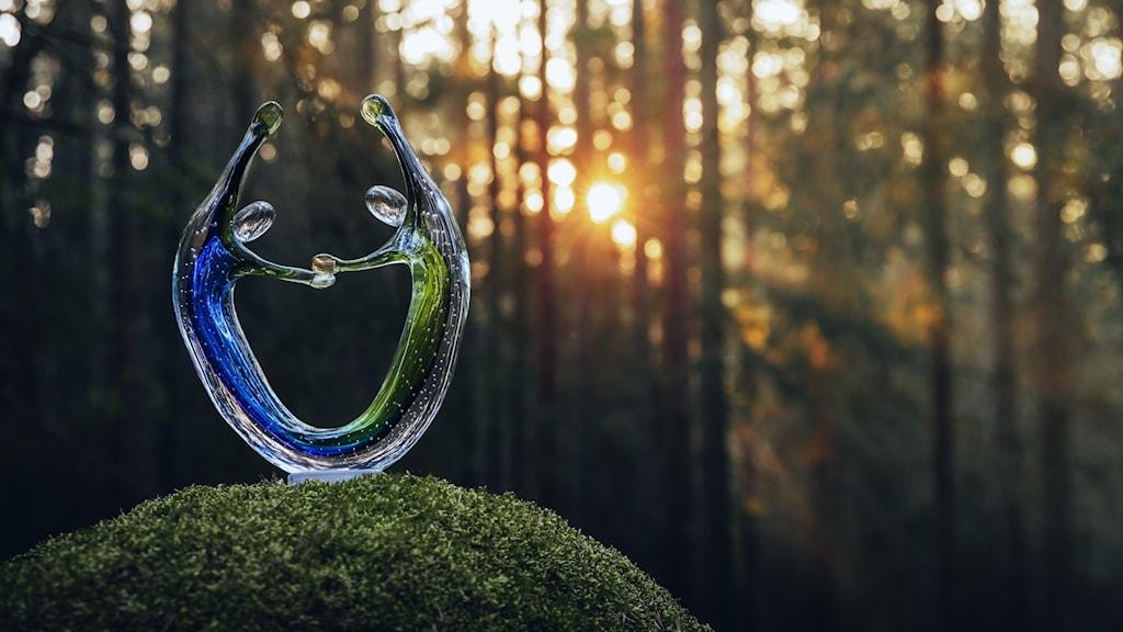 Glas och natur